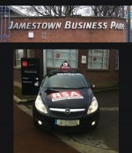 Finglas Test Centre, Jamestown Business Park, D11