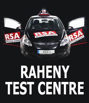 Raheny Test Centre Dublin